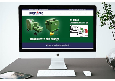 Xibre Digital Web Design Philippines Pinnacle Parts Gallery 3